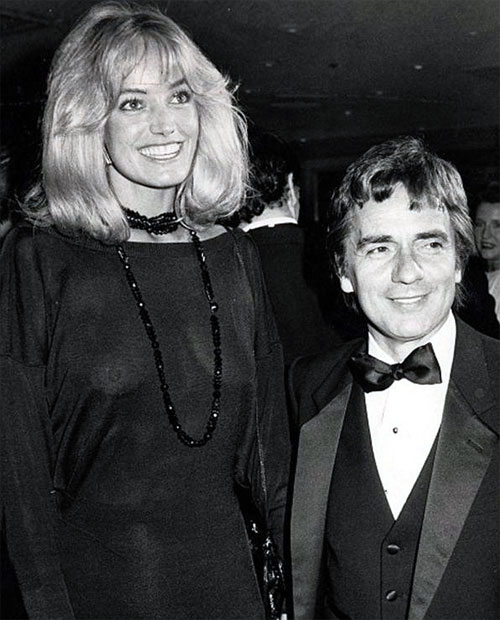 Mismatched couples: Dudley Moore and Susan Anton - pic 1