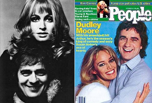 Mismatched couples: Dudley Moore and Susan Anton - pic 2