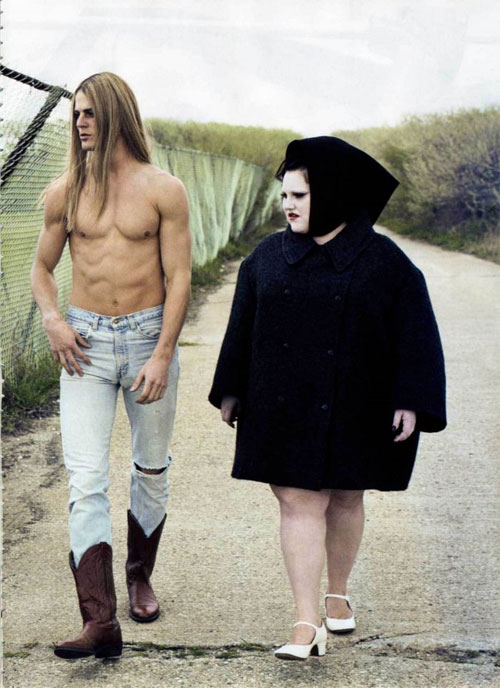 Mismatched couples: Iggy Pop and Beth Ditto - pic 2