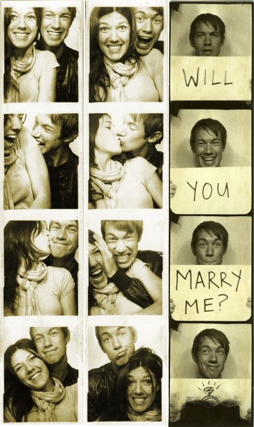 Romantic photobooth snaps - Pic 10