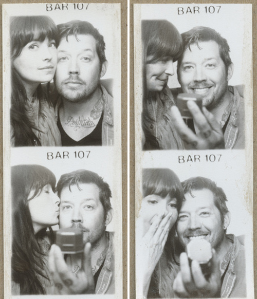 Romantic photobooth snaps - Pic 8