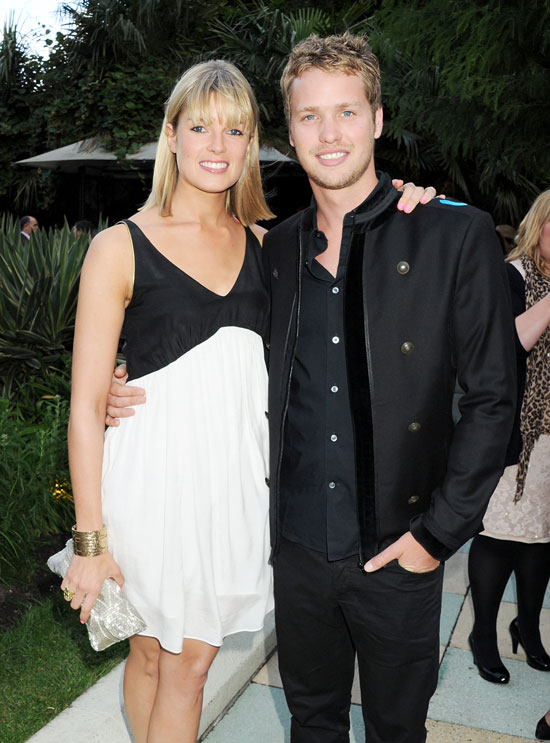 Sam Branson and Isabella Calthrope