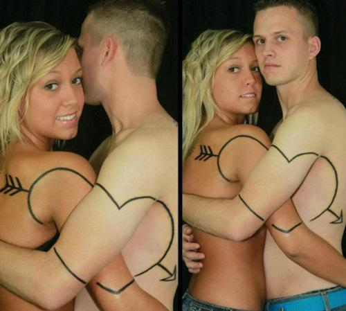 tattoo couple one