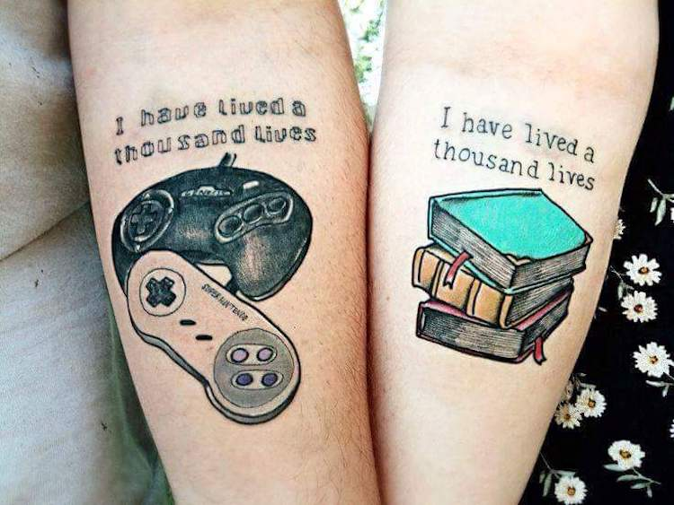 tattoos hobbies