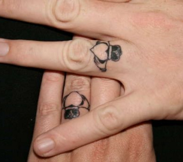 Wedding Tattoos Pic. 7