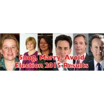 Snog, Marry, Avoid: Which 2015 Political Party Leader Would You Date?